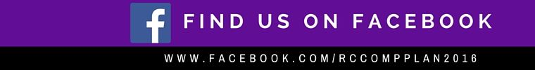 Find Us on Facebook link.