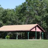 Image of the picnic pavilion